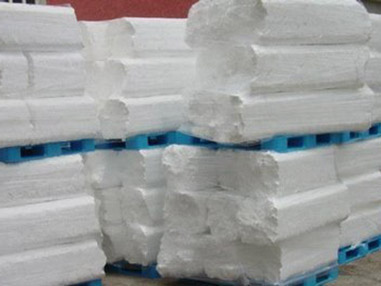 EPS foam molds for concrete